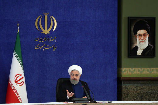 اظهارات مهم روحانی در مراسم افتتاح طرحها و پروژههای ملی