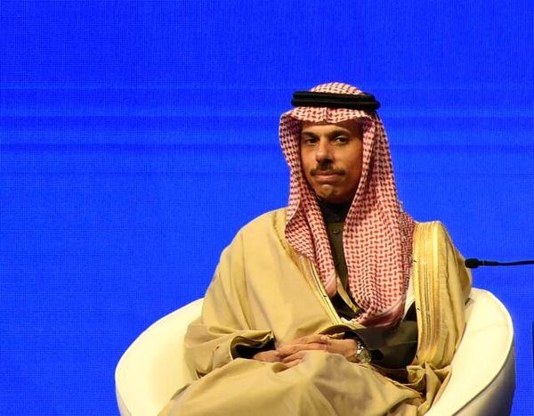 خبر تازه وزیر خارجه عربستان از گفتوگو با ایران