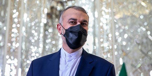 توییت جدید امیرعبداللهیان درباره دیدار با  وزرای اروپایی