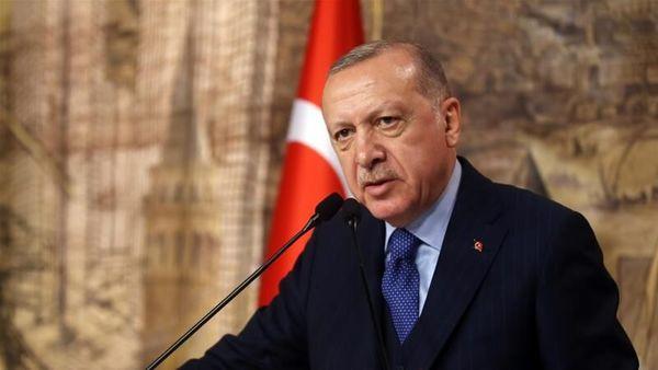 اردوغان: غرب برای مقابله با اسلام ستیزی اقدامی نمیکند