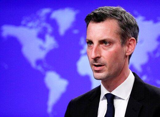 آمریکا کمکها به غزه را در راستای حمایت از راهکار تشکیل دو کشوری اعلام کرد