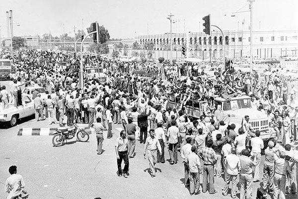 نقش کلیدی کارگران صنعت نفت در سرنگونی رژیم پهلوی