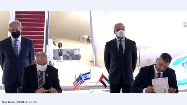 امارات برای افتتاح سفارت در تلآویو درخواست داد