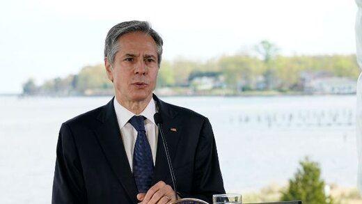 اتهامزنی وزیر خارجه آمریکا به ایران