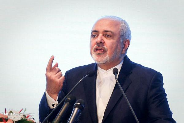 ظریف: یک وجب از خاک ایران را به چین نمی دهیم