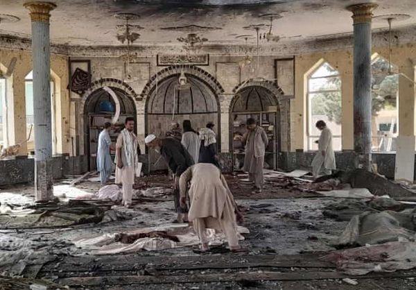 150 شهید در حمله تروریستی به مسجد قندوز