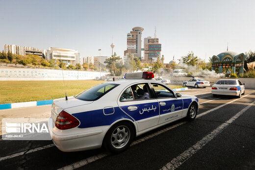 جریمه بیش از ۱۰۶ هزار خودرو در ۲ روز گذشته به دلیل نادیده گرفتن محدودیتهای کرونایی