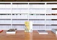 برپایی نمایشگاهی با کتابهای سفید