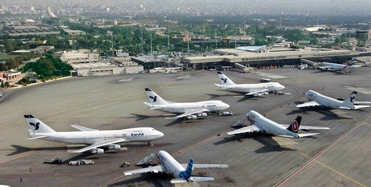 کرونا پروازهای مشهد را زمینگیر کرد/ کاهش ۵۰ درصدی پروازها از ۲۰ مرداد