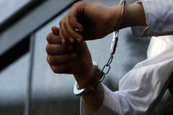 دستگیری عامل فروش سکه های تقلبی