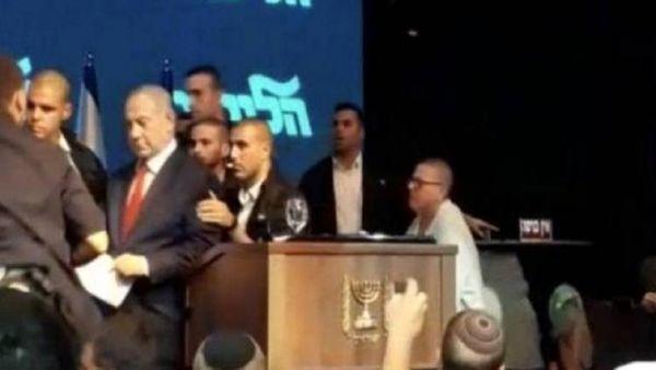 سفر نتانیاهو به نوار غزه لغو شد