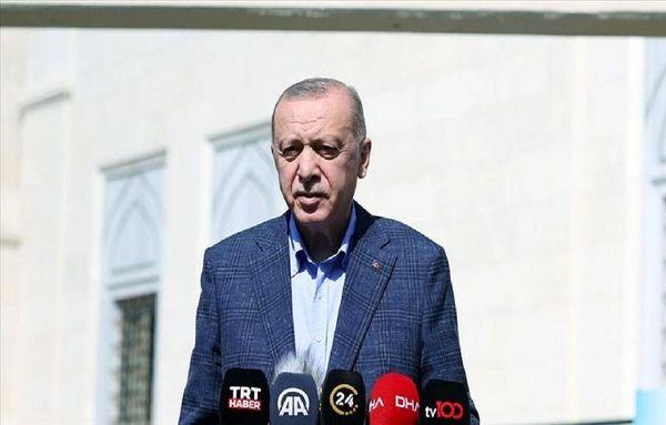 انتقاد اردوغان از دولت طالبان