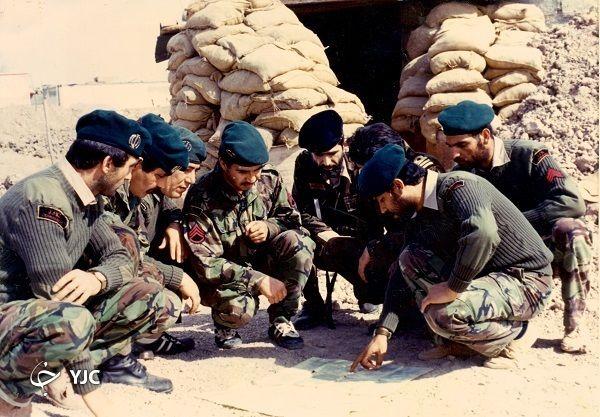 اولین شهید نیروی دریایی چه کسی بود+عکس
