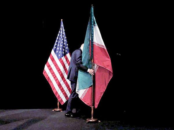چهار پالس واشنگتن به تهران