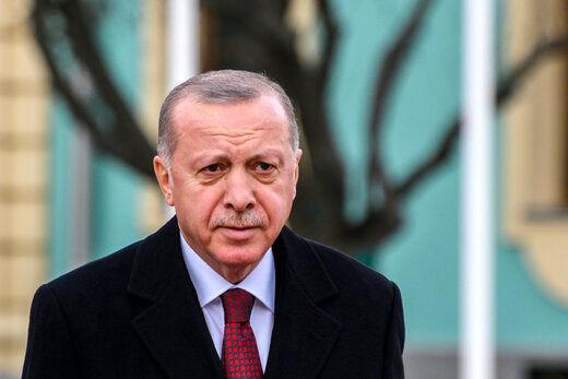 تصمیم تازه اردوغان در برابر مصر