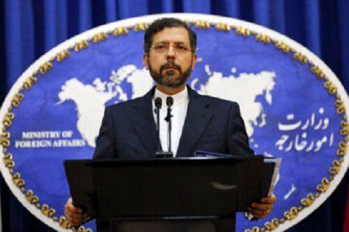 خبر تازه سخنگوی وزارت خارجه درباره مذاکرات وین