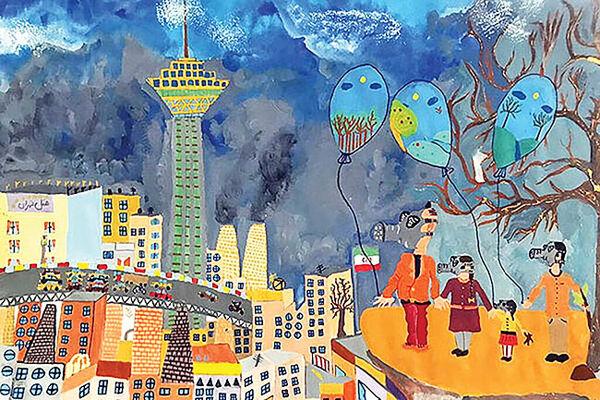 موفقیت کودکان ایرانی  در مسابقه نقاشی کائو ژاپن