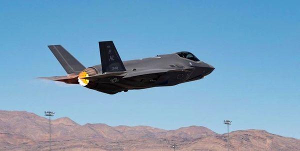 نیروی هوایی آمریکا پرتاب بمب اتم تمرین کرد