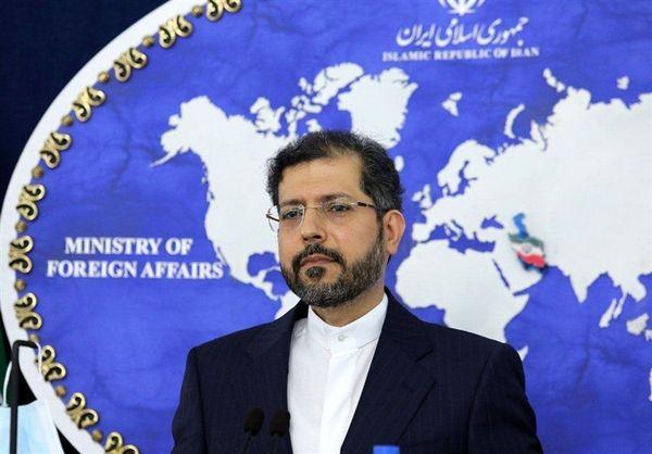واکنش ایران به حادثه انفجار یک نفتکش در دریای سرخ