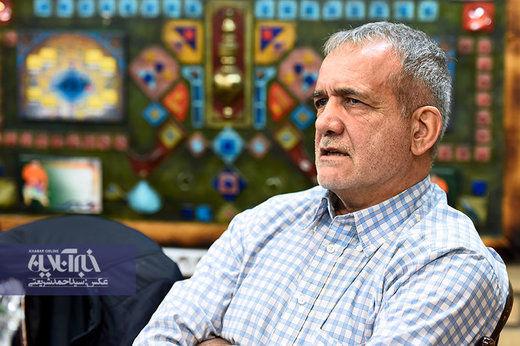 پزشکیان: ظریف بیاید، قالیباف و رئیسی پیروز انتخابات نمی شوند