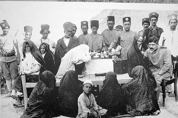 وبا و مرگومیر در عصر قاجار