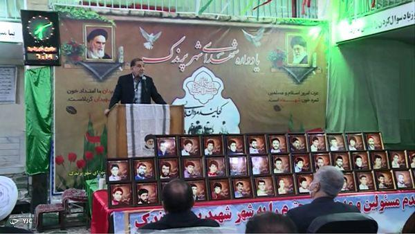 سردار کوثری: هدف دشمن فتح یک هفتهای تهران بود