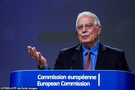 واکنش اتحادیه اروپا به تحولات لبنان