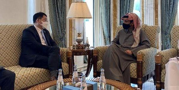 درخواست کره جنوبی از قطر برای حمایت از آزادسازی نفتکش توقیف شده توسط ایران