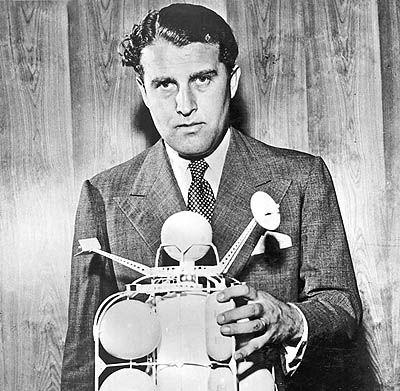 جسکو فون پوتکامر، مهندس هوافضا
