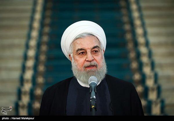 روحانی: درباره بیاثر کردن تحریمها با دیگر سران قوا اتفاق نظر داریم