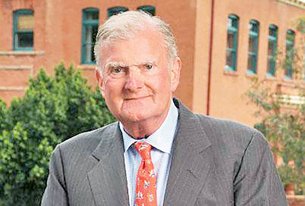 ویلیام پی. کری، بازرگان آمریکایی