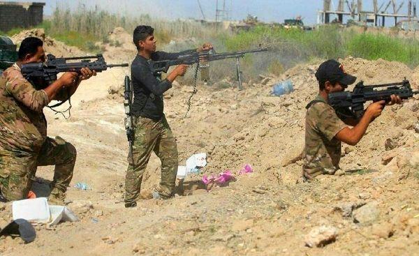 آغاز درگیریهای شدید ارتش و داعش در عراق