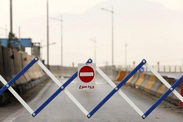 آخرین وضعیت ترافیک در جادهها در روز اول اجرای محدودیتها