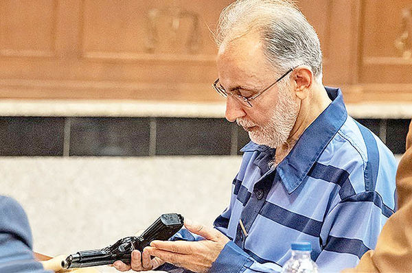 اطلاعات تازه از پرونده محمدعلی نجفی
