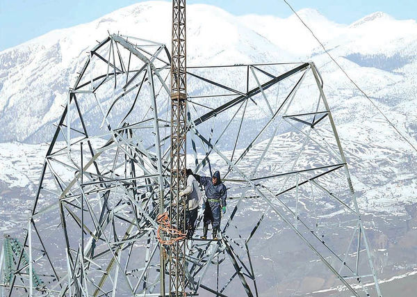 گردباد چالش در صنعت برق