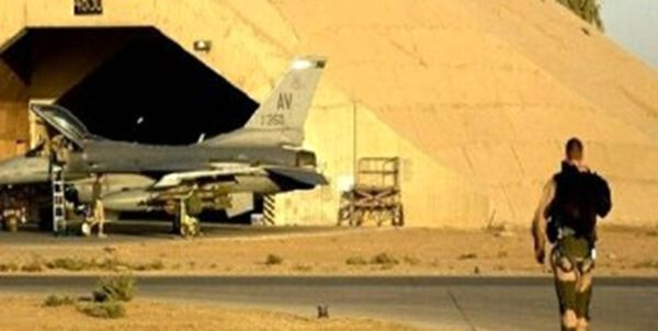 شنیده شدن صدای انفجار در پایگاه نظامیان آمریکا در عراق