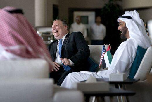 پیام تبریک ولیعهد امارات برای پیروزی بایدن در انتخابات