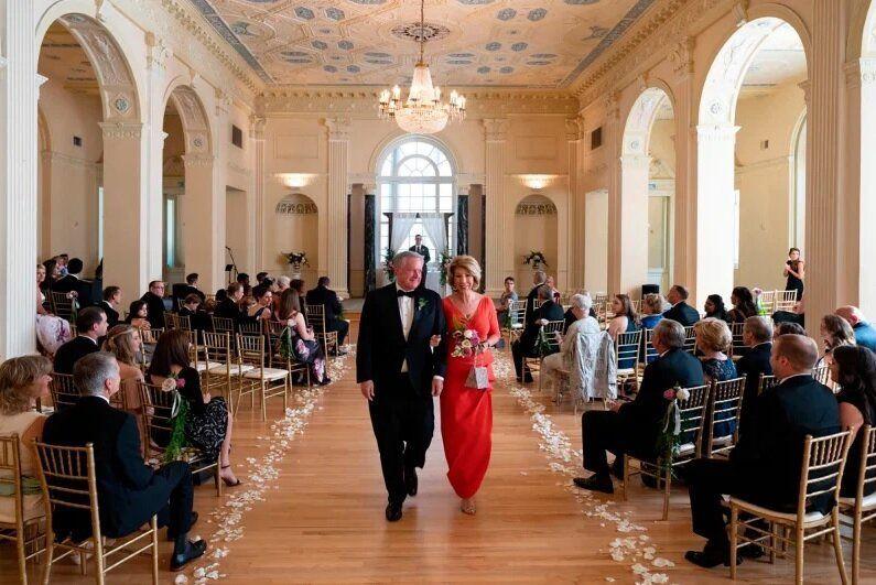 w75Hw3ul8jDm - عروسی دختر مقام ارشد کاخ سفید در بحران کرونا جنجال به پا کرد + عکس