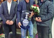 هدیه احمدینژاد به کیروش