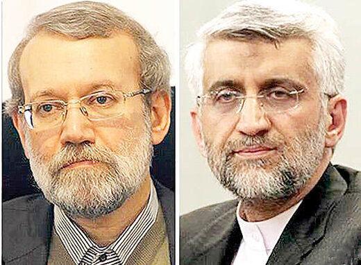 حملات تند سعید جلیلی به علی لاریجانی/ کارنامه تان چیست؟