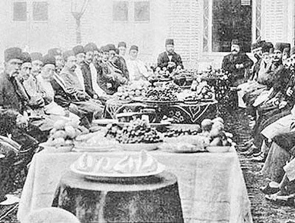 رشوهبگیران دوره قاجار