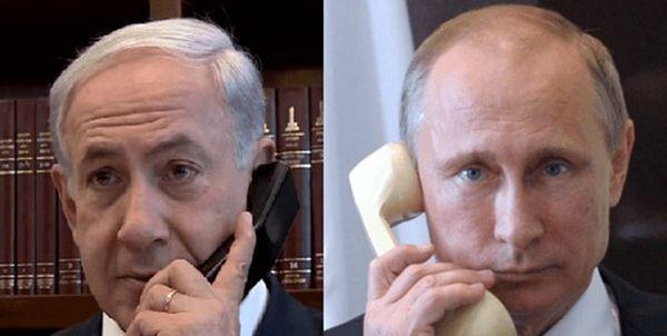 نتانیاهو با پوتین درباره ایران گفتوگو کرد