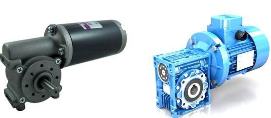 موتور گیربکس های الکتریکی