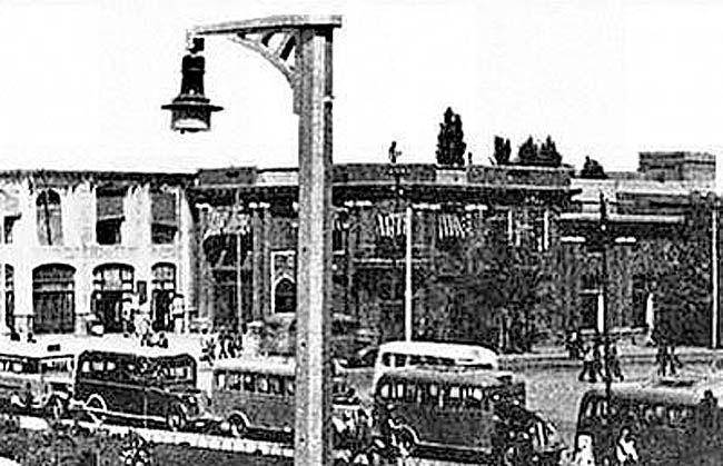 راهاندازی چراغ الکتریسیته در تهران