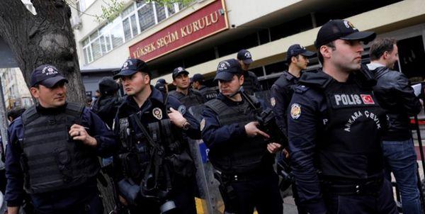 جزئیات بازداشت ۳۲ نفر در ترکیه