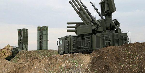 دفع حمله راکتی به پایگاه روسیه در سوریه