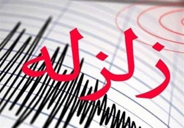 زمینلرزه ۴ ریشتری در مازندران
