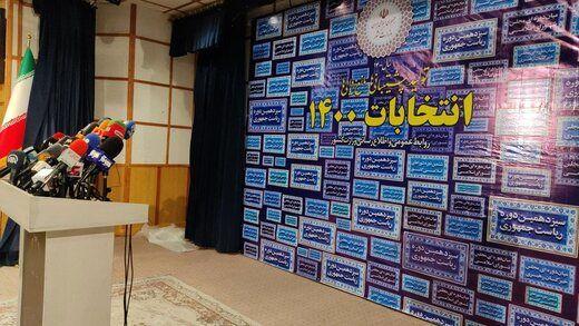 ریز و درشت اولین روز ثبتنام انتخابات +عکس