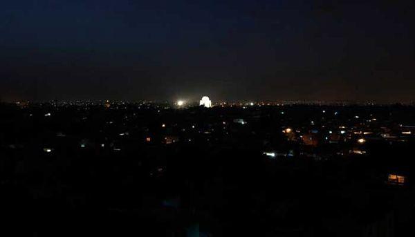 قطع برق پاکستان را خاموش کرد