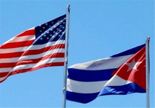 حمایت آمریکا از معترضان کوبایی